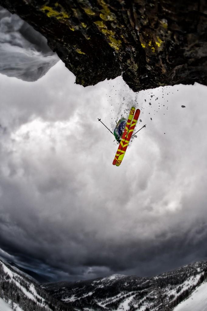 Skier: